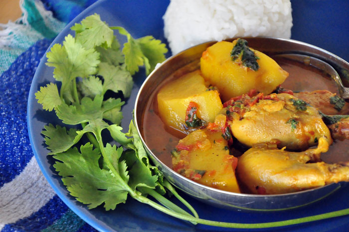 Bengalihomecooking chicken jhol forumfinder Image collections